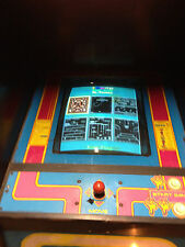 Ms Pacman/ Pacman standup  conversion to Classic 60 games ( NOT WHOLE GAME)