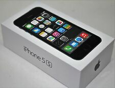 Apple iPhone 5s 32GB Space Gray AT&T 4G LTE Smartphone 5 s New Other