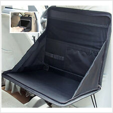 Car SUV Seat Mount Portable Fold Table Holder Tray Notebook Desk Bag for Toyota