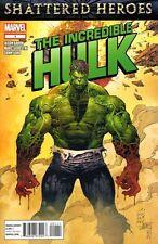 INCREDIBLE HULK #1 NEAR MINT REGULAR COVER (3RD SERIES 2011)