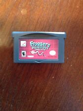 Frogger'S Adventures: Temple of the frog, Nintendo Gameboy Advance