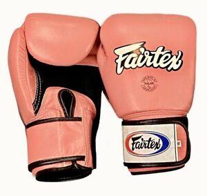"Fairtex ""BREATHABLE"" Muay Thai Style Training Gloves - BGV1B - Ventilation strip"