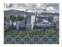 2 Pruebas de España nº 134/35 2017 Conjuntos urbanos. Granada.