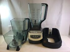 Ninja NJ602CO Kitchen System Blender 5 piece lot