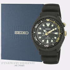 Authentic Seiko Men's Prospex Kinetic GMT 50th Anniversary Watch SUN045