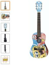 Spongebob Junior Guitar Outfit With Accessories Brand New Boxed