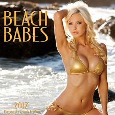 NEW - Beach Babes 2012 Swimsuit Calendar TIffany Toth
