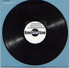 OCEAN COLOUR SCENE - rare CD album - UK - promo