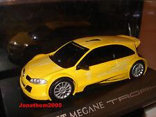 RENAULT MEGANE TROPHY JAUNE CONCEPT CAR au 1/43 °