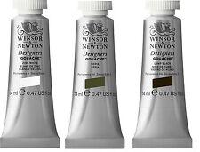 Winsor & Newton Designers Gouache14ml Tubes Brown, Black/White Buy 5 add 6th fre