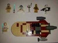 Luke's Landspeeder™ Star Wars™ Set 8092 mit Minifiguren !