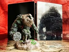 Shadow of the Colossus Special Edition + estatua/figure-ps4/PlayStation 4