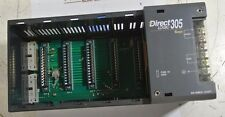 KOYO Direct Logic 305 D3-05BDC -5 SLOT PLC RACK w/ POWER SUPPLY - NEW