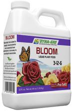 Dyna Gro Bloom 3-12-6 32 oz. Quart Liquid Plant Food Fertilizer Hydroponics grow
