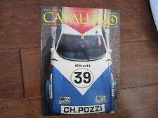 VINTAGE CAVALLINO FERRARI MAGAZINE NUMBER 59 October 1990 Daytona Cover