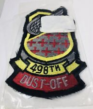 Vintage NOS 498th Dust-Off Patch