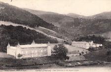 FAYET château et dépendances éd cabarel timbrée 1934