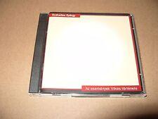 Szabados Gyorgy AZ Esemenyek Titkos Tortenete 2 cd 1999 Nr Mint Condition