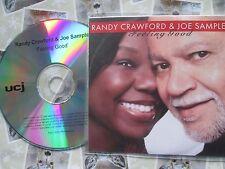 Randy Crawford & Joe Sample – Feeling Good Label: UCJ - P.R.A. Promo CD Album