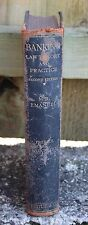 Banking Law, Theory & Practice - M.R. Emanuel - Virtue & Co - 1929 2nd. Edition