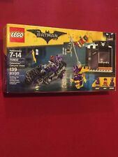 LEGO The Batman Movie Catwoman Catcycle Chase #70902 139 Pieces NEW MIB