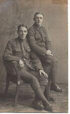 """""""Soldiers (2) R.A.M.C. Studio Photograph"""" Photograph (133 cms x 82 cms)"""