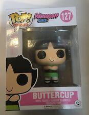 Las Chicas Superpoderosas Buttercup Funko Pop #127 Rara