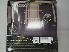New listing Yesyees Waterproof Dog Car Seat Covers (Black)