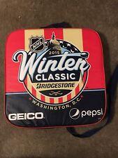 2015 Winter Classic Seat Cushion Chicago Blackhawks Vs  Washington Capitals
