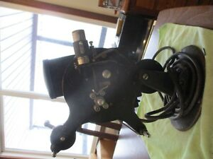 ANTIQUE KEYSTONE FILM PROJECTOR MODEL B-63