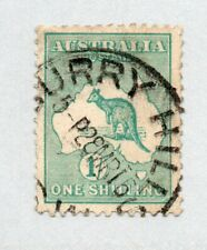 Australia - Sg# 28 Used / wmk Pointed Crown - Lot 0720162