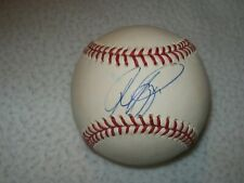 MIKE PIAZZA HOF AUTOGRAPHED SIGNED MLB SELIG BASEBALL DODGERS METS #4