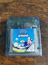 UEFA 2000 Game Boy Color EUR