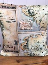 "'The Hobbit' 16"" x 16"" Square Cushion Cover 100% Cotton"