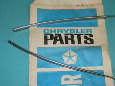 NOS Mopar 1969-71 Chrysler & Imperial 2 Door Edge Accessory Kit
