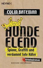 Hundeelend von Colin Bateman (2012, Taschenbuch)