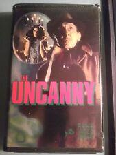 ◆ ◆ ◆ ◆ 1977 The Uncanny VHS (Pal) Rank Video Pre-Cert Rare Horror ◆ ◆ ◆ ◆
