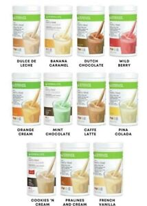 HERBALIFE FORMULA 1 HEALTHY MEAL ALL FLAVORS + FAST FREE SHIPPING !!! protein
