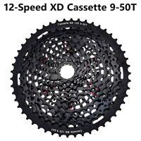 SRAM XD Cassette 12 Speed  Cassette 9-50T MTB bike freewheel fits for GX EAGLE