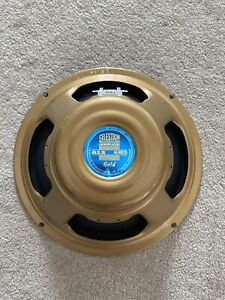 "Celestion Gold Alnico Speaker 12"" 8 Ohm"