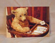 Steiff - Steiff Teddy Playing Cards  Postcard