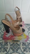Chinese Laundry Pin Up Shoes Peep Toe size 6