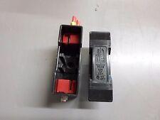GEC Alsthom safeclip SC32 hasta 32 Amp Fusible BS88 Portador & Base
