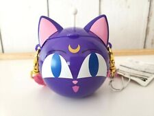 Sailor Moon Luna P Candy Case USJ  Universal Studios Japan 2018 Limited Used F/S