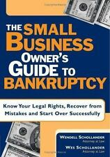 The Small Business Owner's Guide to Bankruptcy-ExLibrary