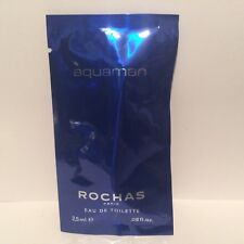 Rochas Aquaman Edt sample 2,5ml