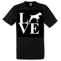 Pointer Dog Love . T SHIRT