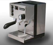Rancilio Silvio Coffee Machine New 2016 Model