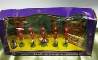 1960s Marx Walt Disney's Babes In Toyland Soldiers. Complete Set Rare