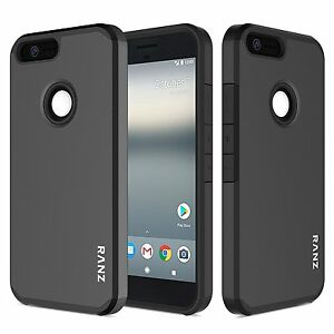 For Google Pixel XL Case / Google Pixel Case, Shockproof Case + Screen Protector